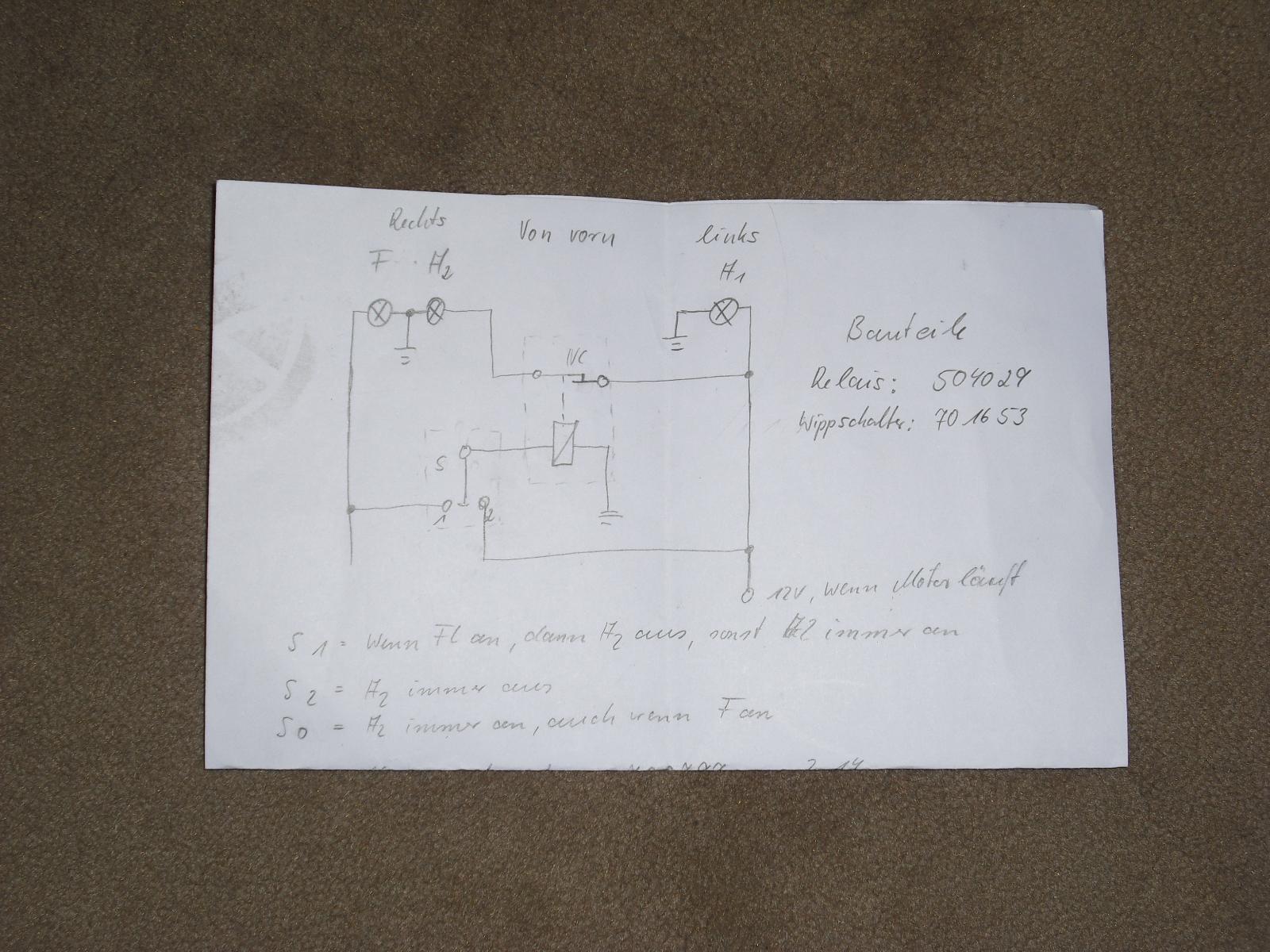 Abblendlicht Tmax 08- - Selbsthilfe+technische_Probleme - TmaxForum